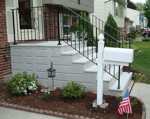 Concrete Step Pricing